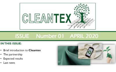 CLEANTEX launches its first newsletter!
